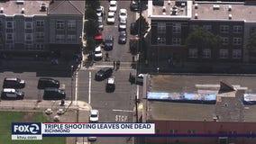 Triple shooting leaves one dead in Richmond
