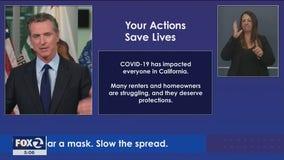 Governor updates state coronavirus numbers