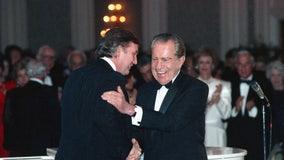 Dear Donald, Dear Mr. President: A Trump-Nixon '80s tale