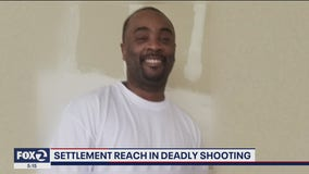 Settlement reached in deadly Vallejo police shooting