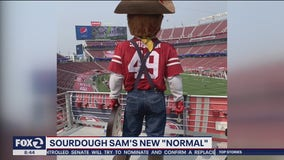 49ers Mascot Manager Joins Mornings on 2