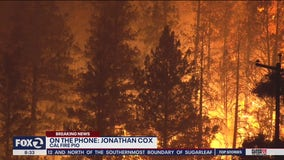 Cal Fire: 'Explosive growth' on three North Bay wildfires
