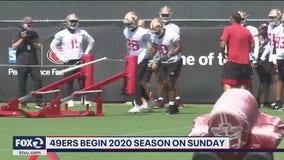 Weak 1 of NFL season in pandemic draws near