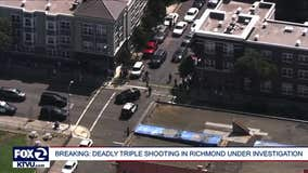 1 killed, 2 wounded in Richmond shooting