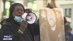 Oakland solidarity rally remembers those killed by police in California