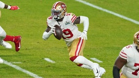 49ers activate WR Deebo Samuel off injury list
