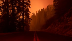 Sequoia National Park closed due to California wildfire