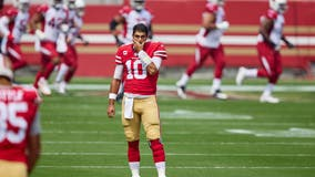 Jimmy Garoppolo set to return from injury for 49ers