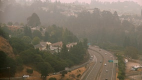 Spare the Air alert issued for Saturday due to wildfire smoke
