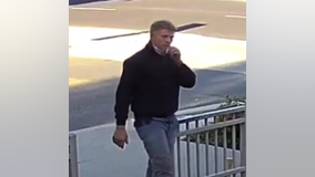 Police seek help identifying person in connection with church vandalism in Pleasant Hill