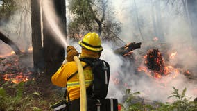 CZU Lightning Complex Fire is 100% contained, but not controlled