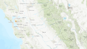 Small quake rumbles through East Bay