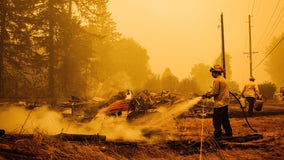 500,000 people in Oregon forced to flee wildfires