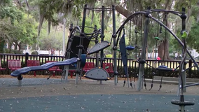 Playgrounds to reopen under health guidelines