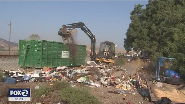 Costly illegal dumping crackdown in San Jose
