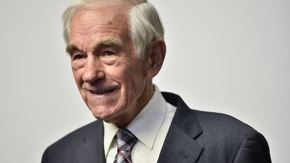 Ron Paul hospitalized for 'precautionary' reasons in Texas
