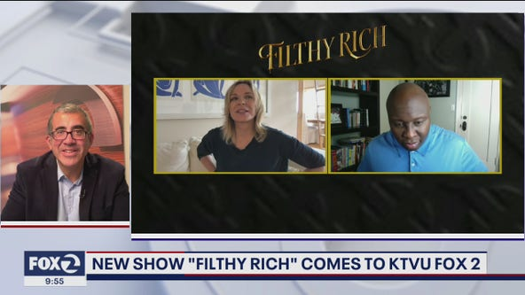 'Filthy Rich' actress Kim Cattrall excited about new show airing on Fox