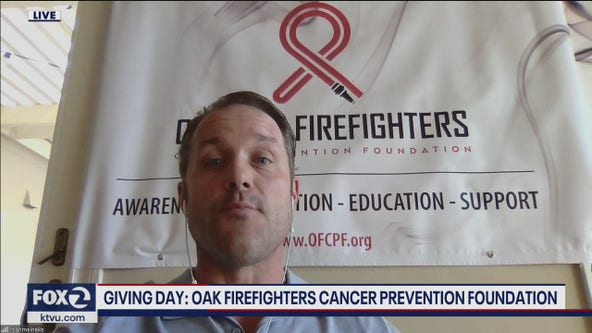 Help Oakland's firefighters beat cancer