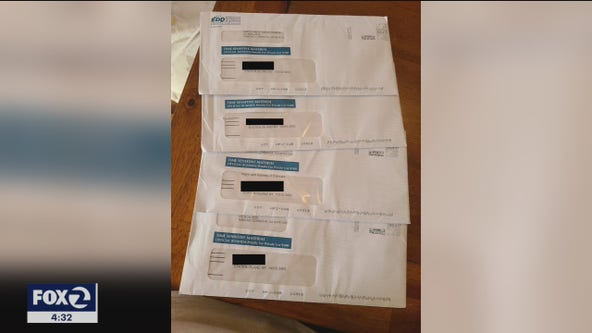 California EDD money keeps getting mailed to New York address