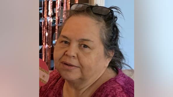 Santa Clara police search for 58-year-old missing woman