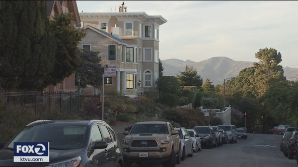 San Francisco sees 40% jump in residential burglaries