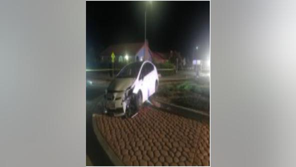 Pedestrian killed in suspected DUI crash in Petaluma
