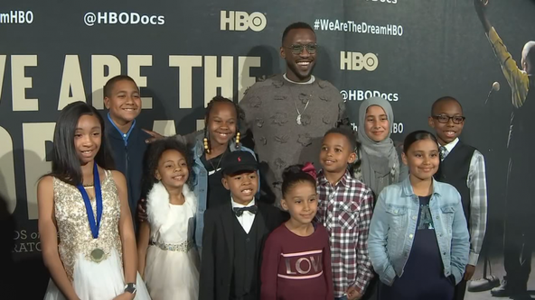 HBO's 'We Are the Dream' takes home Emmy, executive producer Mahershala Ali praises Oakland students