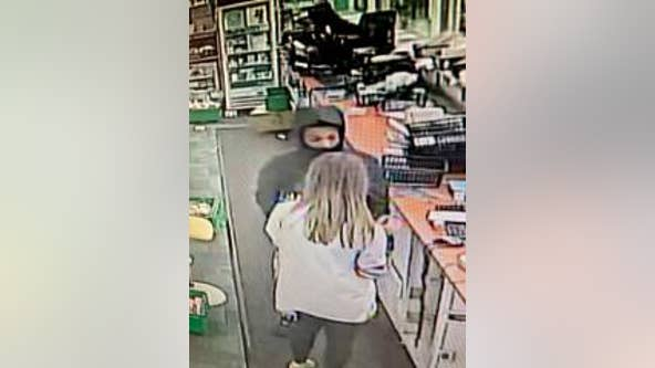 Search underway for suspects in Mill Valley CVS pharmacy robbery