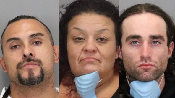 3 suspects arrested in fatal stabbing near SJ City Hall