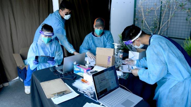 California coronavirus death toll passes 15,000