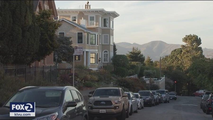 San Francisco sees 40% jump in residential burglaries