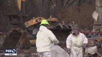 Federal contractors dispose of toxic materials in CZU fire debris removal