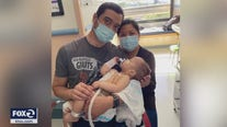Baby with leukemia needs transplant or Filipino descent donor