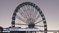 Golden Gate Park Ferris Wheel Opens