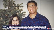 Scott Peterson court hearing