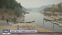 East Bay Parks closing due to severe weather