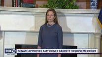 Senate confirms Amy Coney Barrett to Supreme Court,