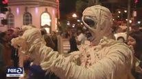 Halloween revelry in San Francisco's Castro discouraged