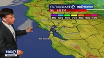 THURSDAY FORECAST: Patchy AM fog, clear skies in the afternoon