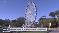 Skystar wheel up and running