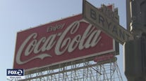 San Francisco's iconic Coca Cola sign to be removed after 83 years