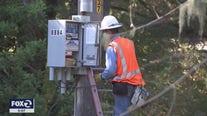 High fire danger remains as power shutoffs begin to recede