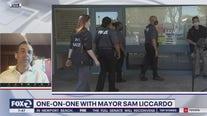 San Jose mayor on police issues, coronavirus