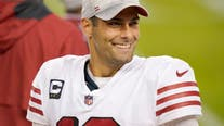 Garoppolo, 49ers hope to add to Patriots' recent woes