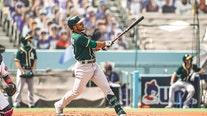 Bang! Bang! Astros thump away vs Oakland, return to ALCS