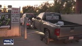 Santa Rosa tracks and tows cars to curb sideshows