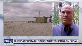 Former FEMA Presidential Appointee explains response to Hurricane Delta