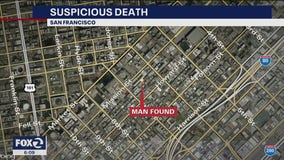 Man dies after being set on fire in San Francisco