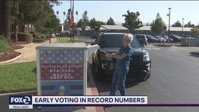 Local election offices report record-setting amount of early voting