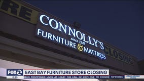 East Bay furniture store closing after 75 years
